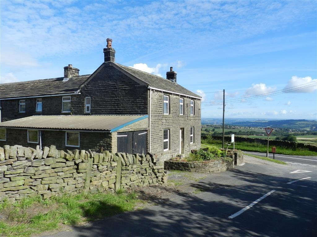 3 Bedrooms Country House Character Property for sale in Penistone Road, Hade Edge, Holmfirth, HD9