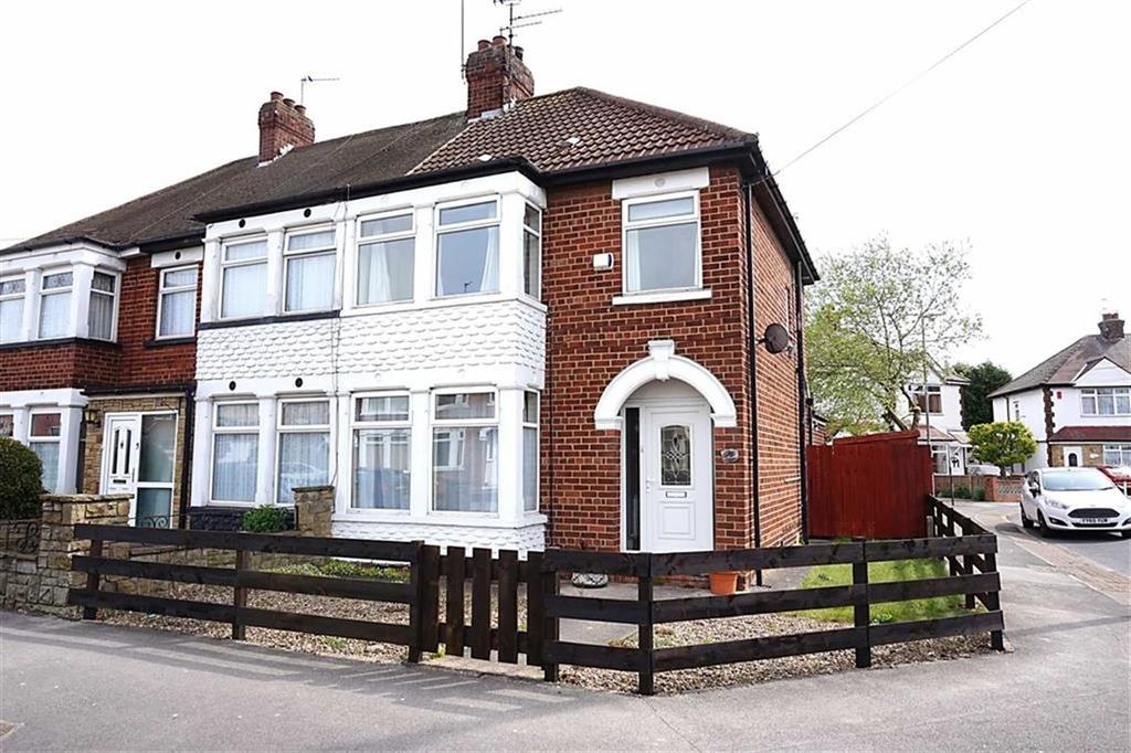 3 Bedrooms End Of Terrace House for sale in Spring Gardens, Anlaby common, Anlaby Common, HU4