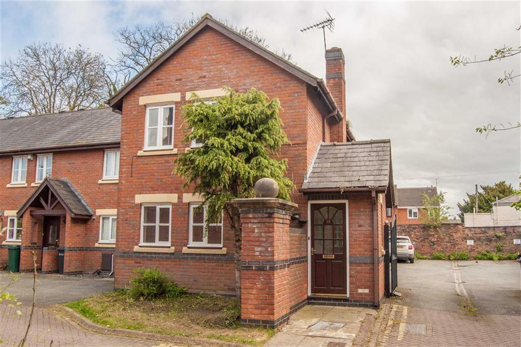 3 Bedrooms End Of Terrace House for sale in Mount Place, Boughton, Chester