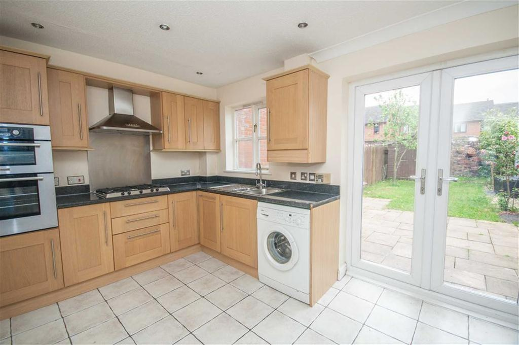 Mount place boughton chester 3 bed end of terrace house for Terrace kitchen diner