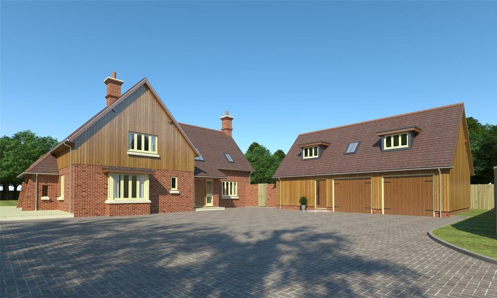 4 Bedrooms Detached House for sale in Milldown Road, Blandford Forum, Dorset