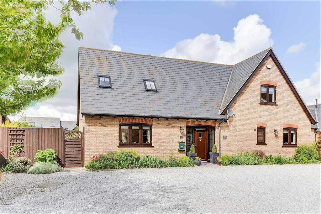 3 Bedrooms Link Detached House for sale in Elm Tree Farm Close, Pirton, SG5