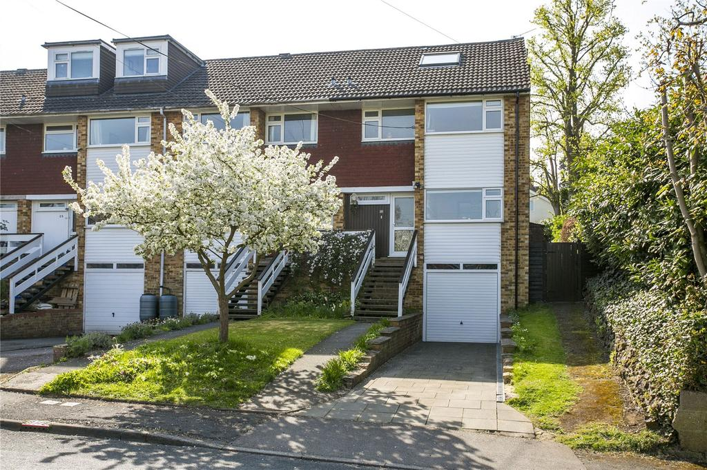 4 Bedrooms End Of Terrace House for sale in St. George's Road, Sevenoaks, Kent