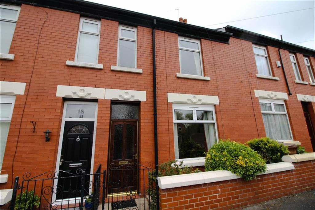 2 Bedrooms Terraced House for sale in Farndon Road, Reddish, Stockport