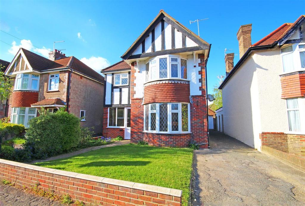 5 Bedrooms Detached House for sale in Church Lane, Southwick, Brighton