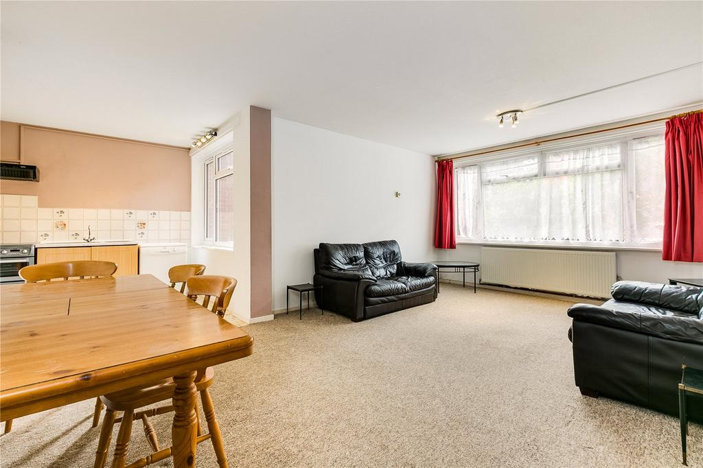 1 Bedroom Flat for sale in Augustus Road, London