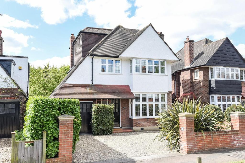 5 Bedrooms Detached House for sale in Coombe Lane, Raynes Park, SW20