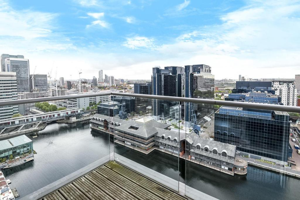 Bed Flat For Sale Canary Wharf