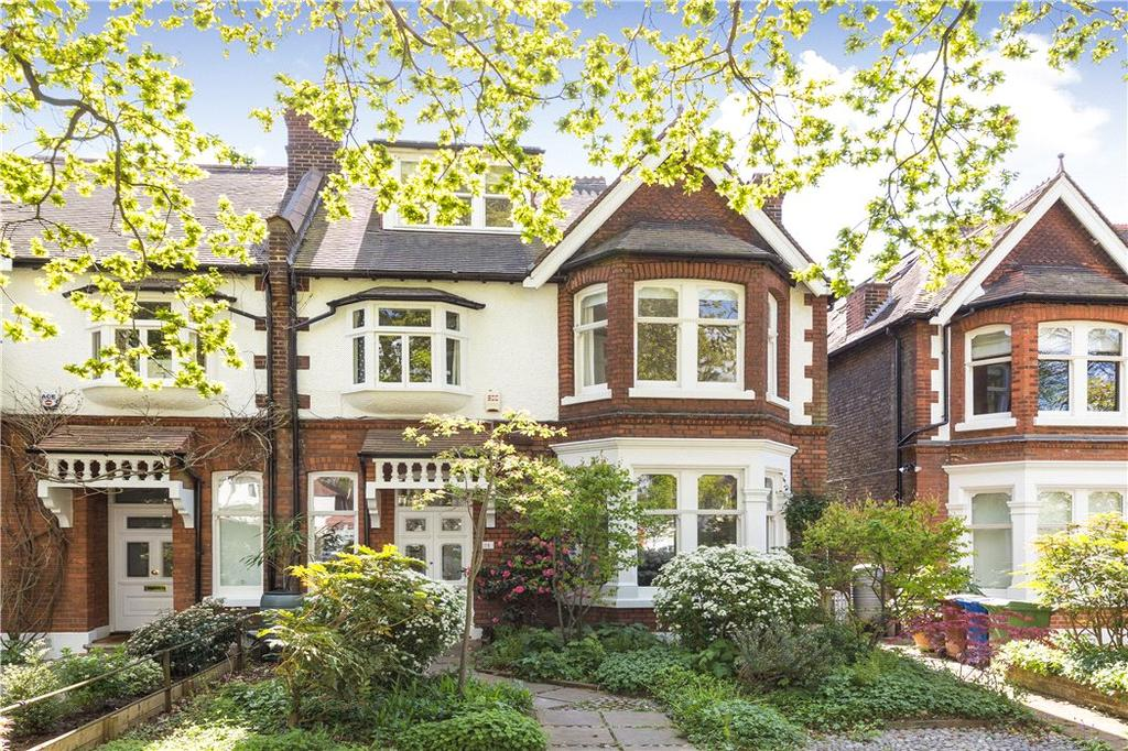 6 Bedrooms Semi Detached House for sale in Court Lane Gardens, Dulwich Village, London, SE21