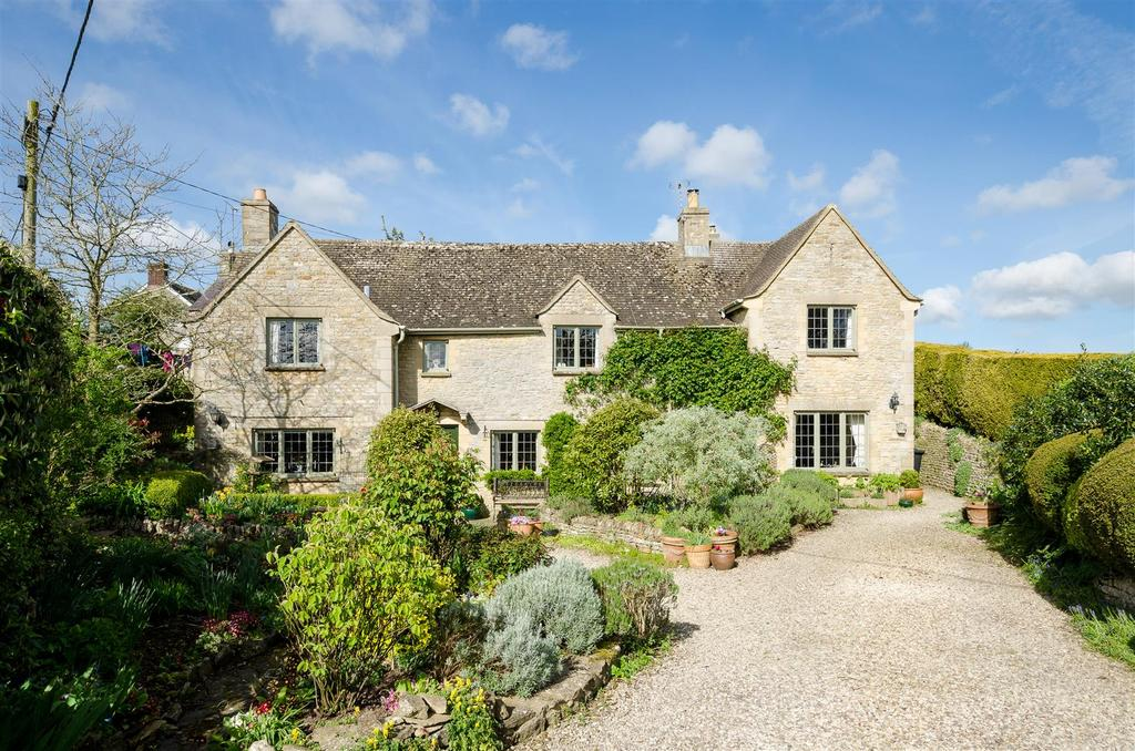 3 Bedrooms Detached House for sale in Upper End, Shipton-Under-Wychwood, Chipping Norton