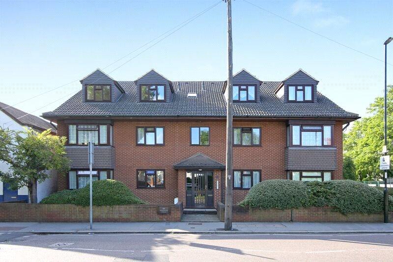 2 Bedrooms Flat for sale in Kensington Avenue, Thornton Heath, CR7