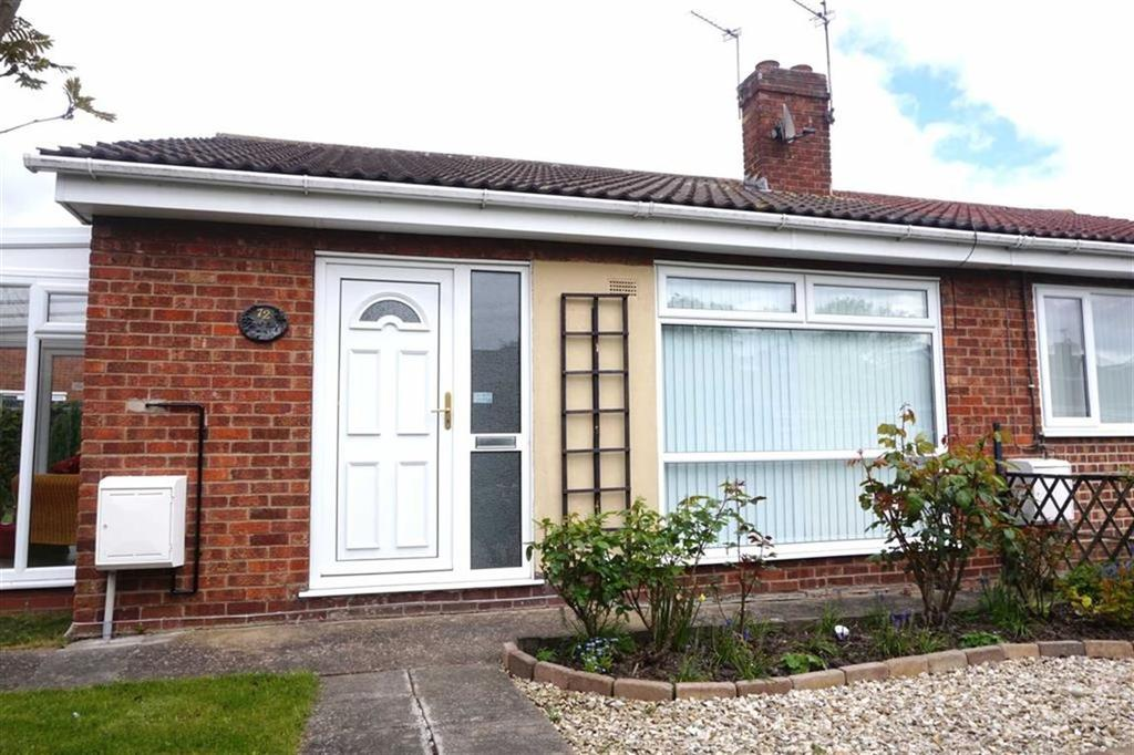2 Bedrooms Semi Detached Bungalow for sale in Bellasize Park, Gilberdyke, Gilberdyke, East Yorkshire, HU15