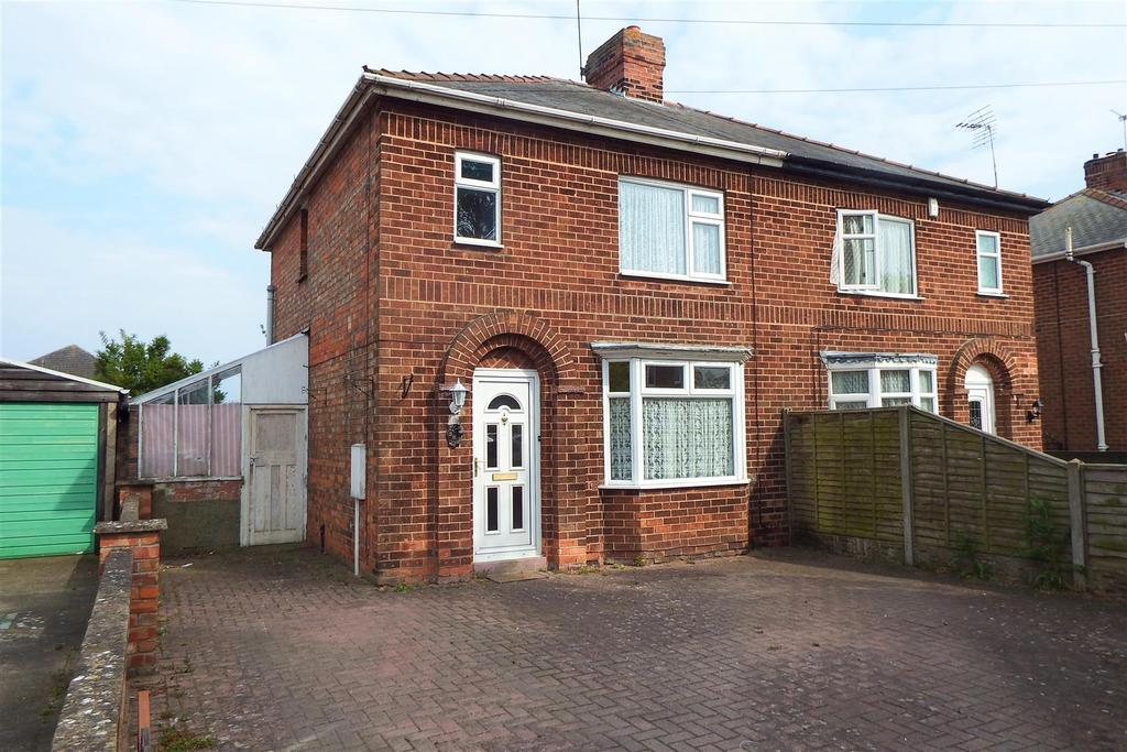 3 Bedrooms Semi Detached House for sale in Hessle Drive, Boston