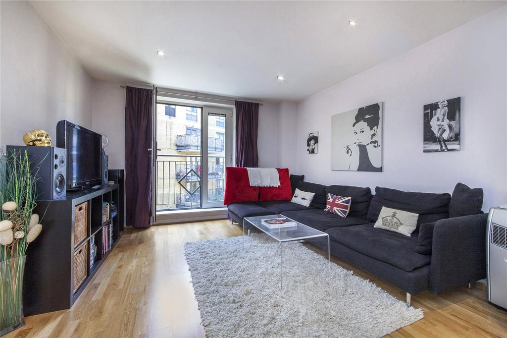 2 Bedrooms Flat for sale in Regents Plaza Apartments, 7 Kilburn Priory, London