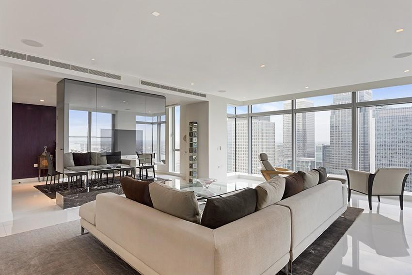 2 Bedrooms Flat for rent in Pan Peninsula East Tower, Pan Peninsula Square, Nr Canary Wharf, London, E14