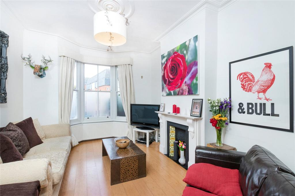 2 Bedrooms Terraced House for sale in Windmill Road, Chiswick, London