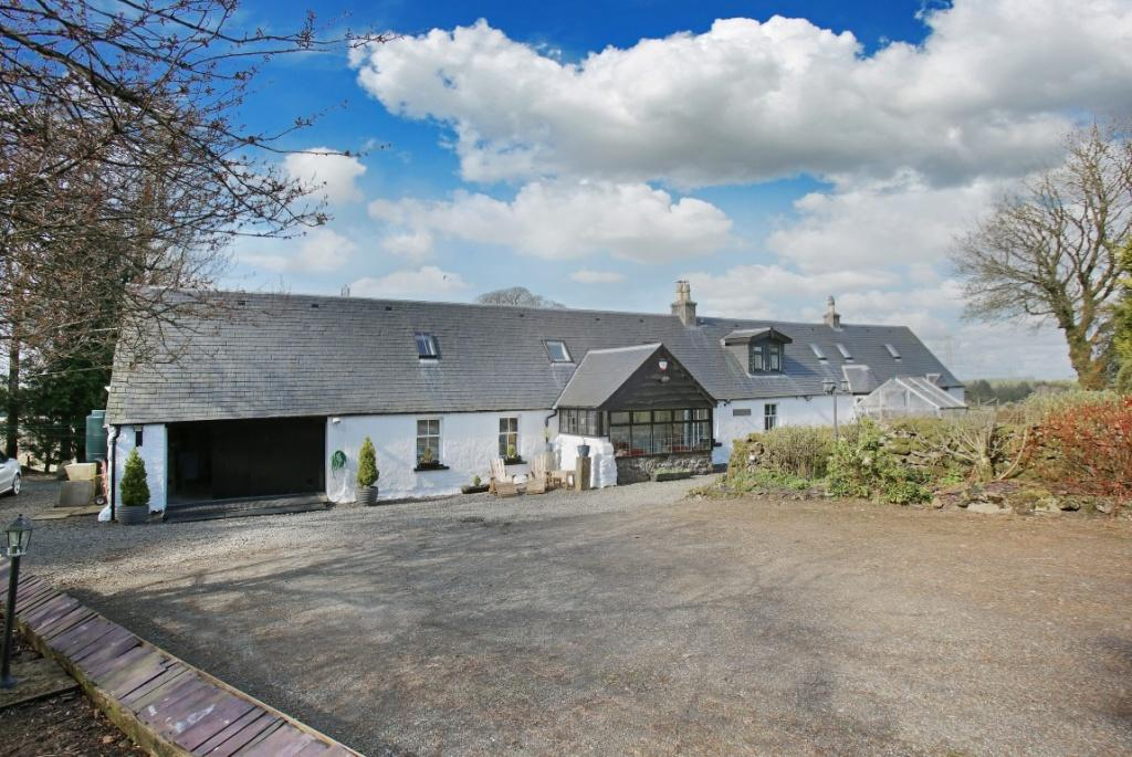5 Bedrooms Cottage House for sale in Fauldhead Cottage, Sergeantlaw Road, by Uplawmoor, G78 3AR