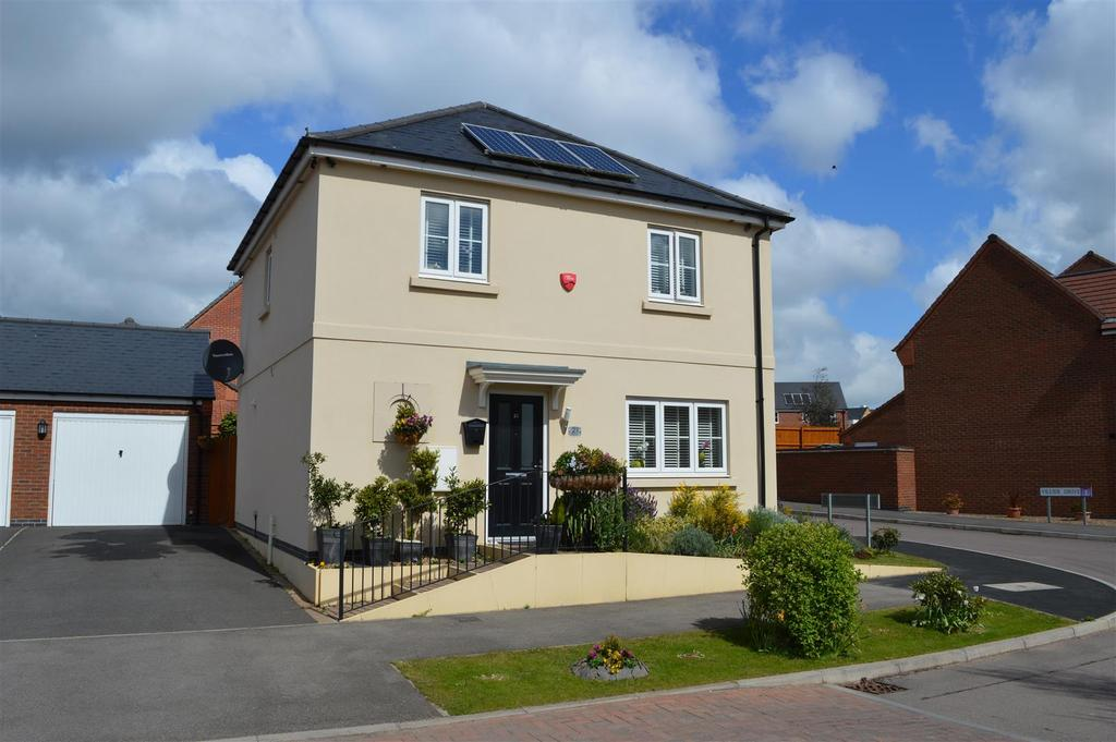 3 Bedrooms Detached House for sale in Long Meadow Way, Birstall