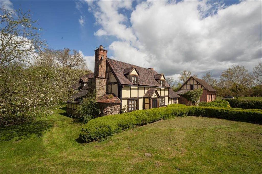 5 Bedrooms Detached House for sale in EYTON, Leominster, Herefordshire