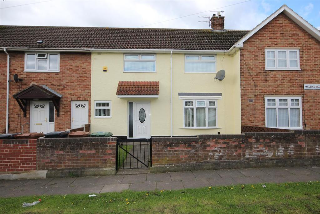 4 Bedrooms Terraced House for sale in Macrae Road, Owton Manor, Hartlepool