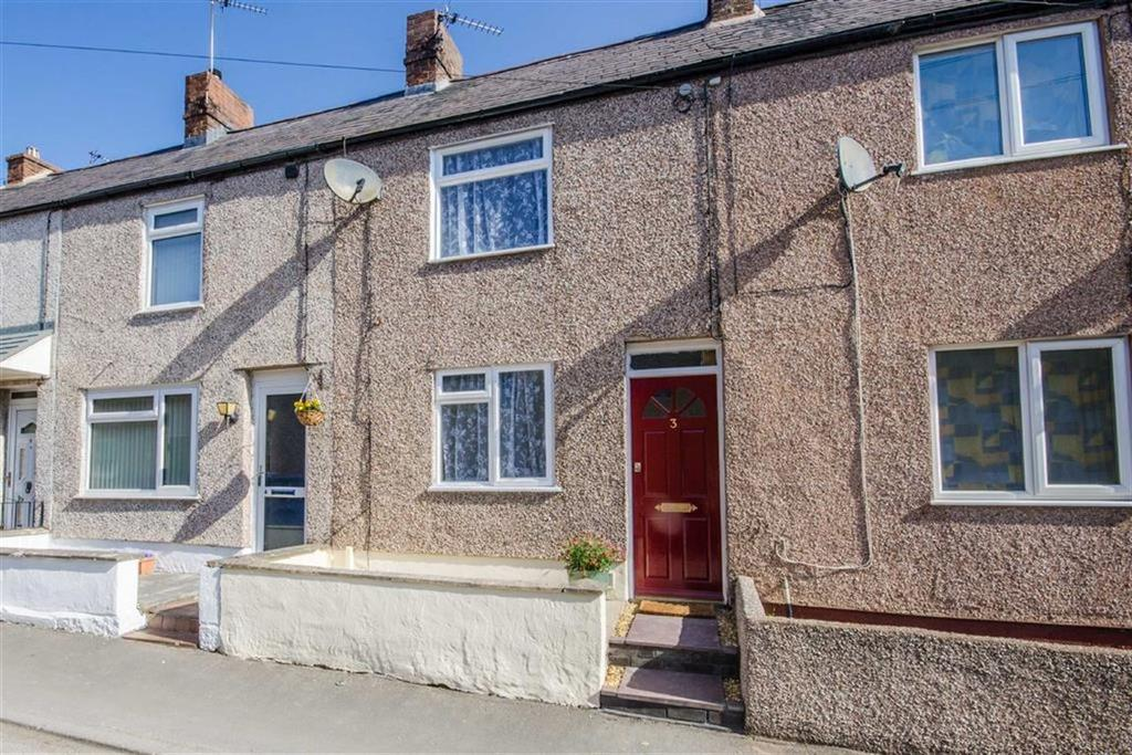 2 Bedrooms Terraced House for sale in Maes Y Coed Terrace, Denbigh, Denbigh