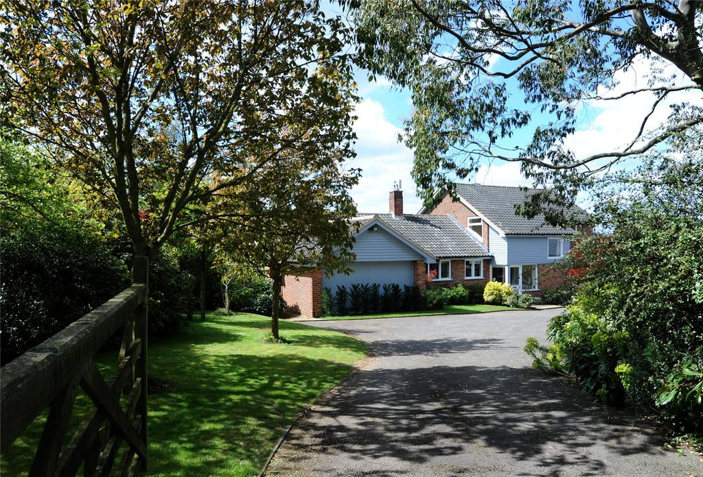 5 Bedrooms Detached House for sale in West Tisted, Hampshire, SO24