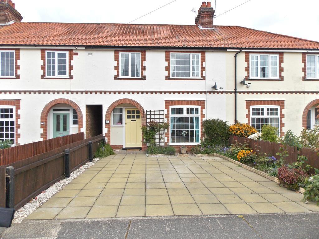 3 Bedrooms Terraced House for sale in Quintons Lane, Felixstowe, Suffolk IP11