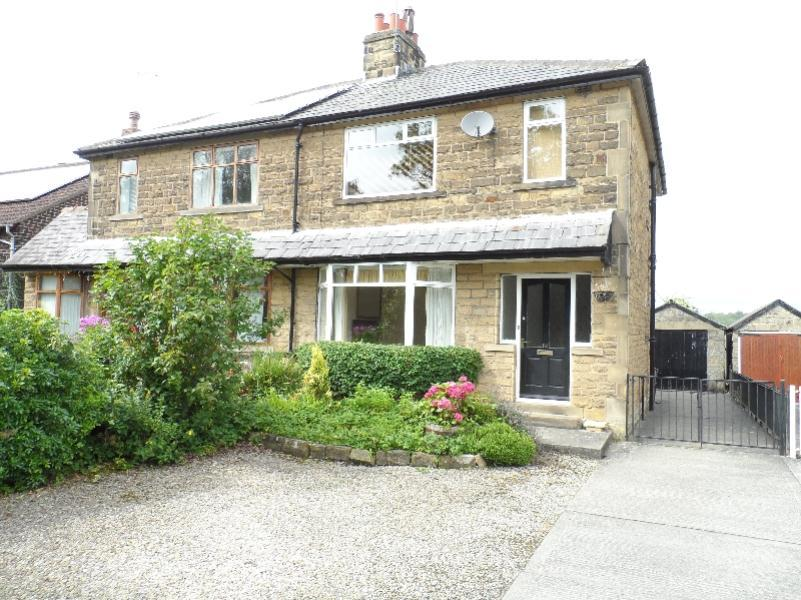 3 Bedrooms Semi Detached House for sale in FOREST LANE HEAD, HARROGATE, HG2 7TE