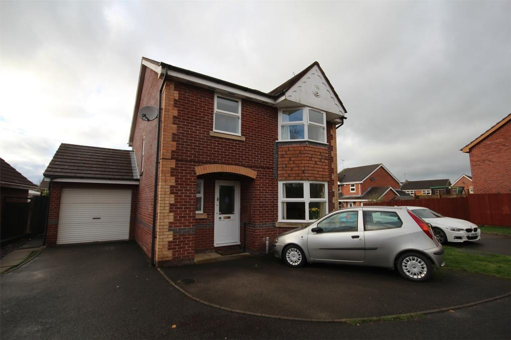 4 Bedrooms Detached House for sale in Millstream Close, Cheadle, Staffordshire