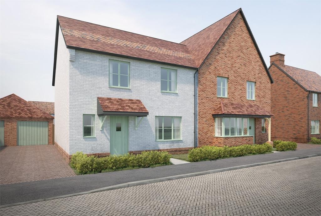4 Bedrooms Semi Detached House for sale in Fair Oak, Hampshire