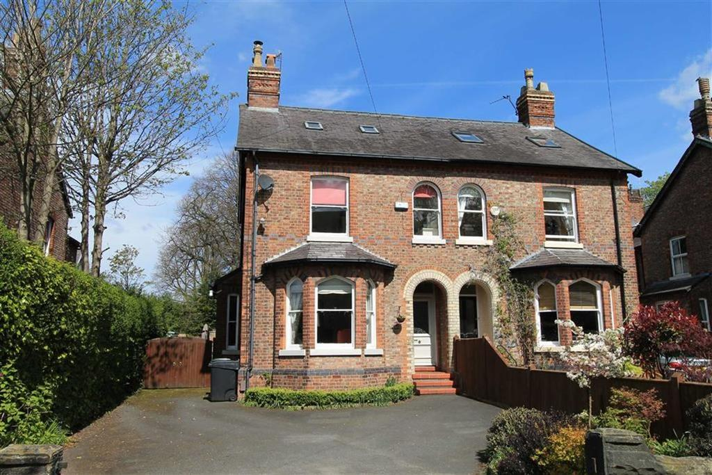 5 Bedrooms Semi Detached House for sale in Chapel Lane, Wilmslow