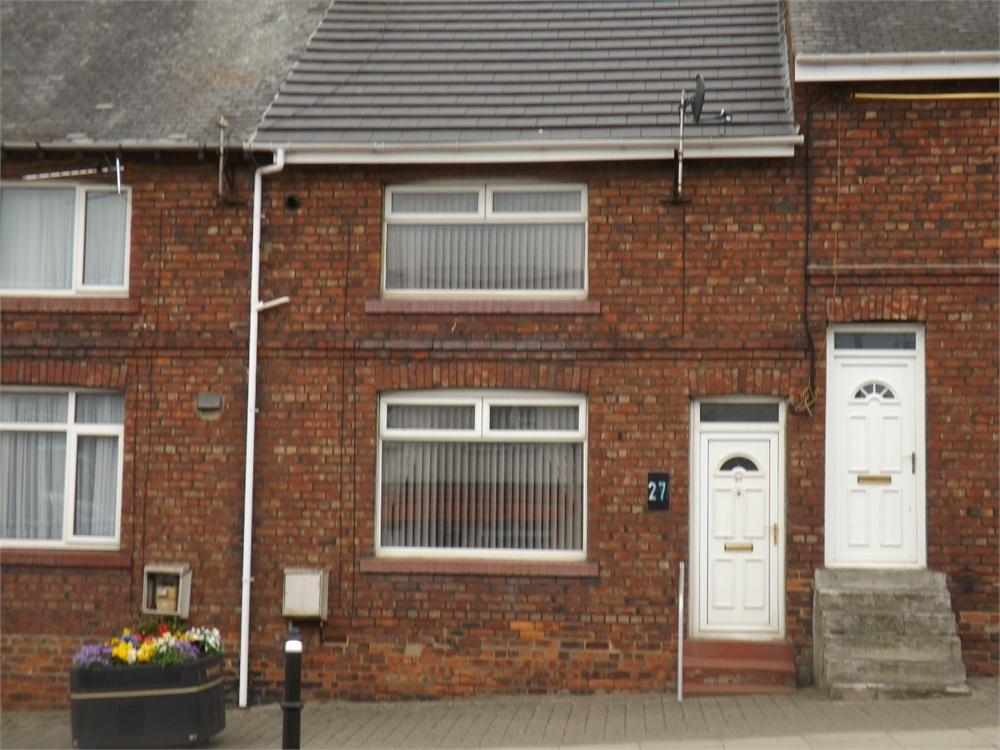 2 Bedrooms Terraced House for sale in Durham Road, Bowburn, Durham