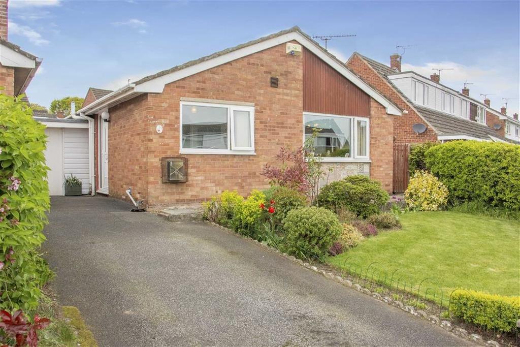 2 Bedrooms Detached Bungalow for sale in Kingston Drive, Connah's Quay, Deeside, Flintshire