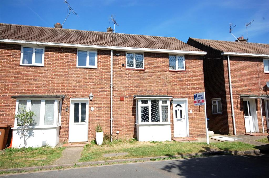 2 Bedrooms End Of Terrace House for sale in Days Close, Hatfield