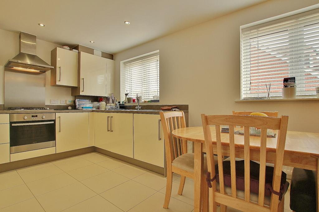 3 Bedrooms Terraced House for sale in ROMSEY