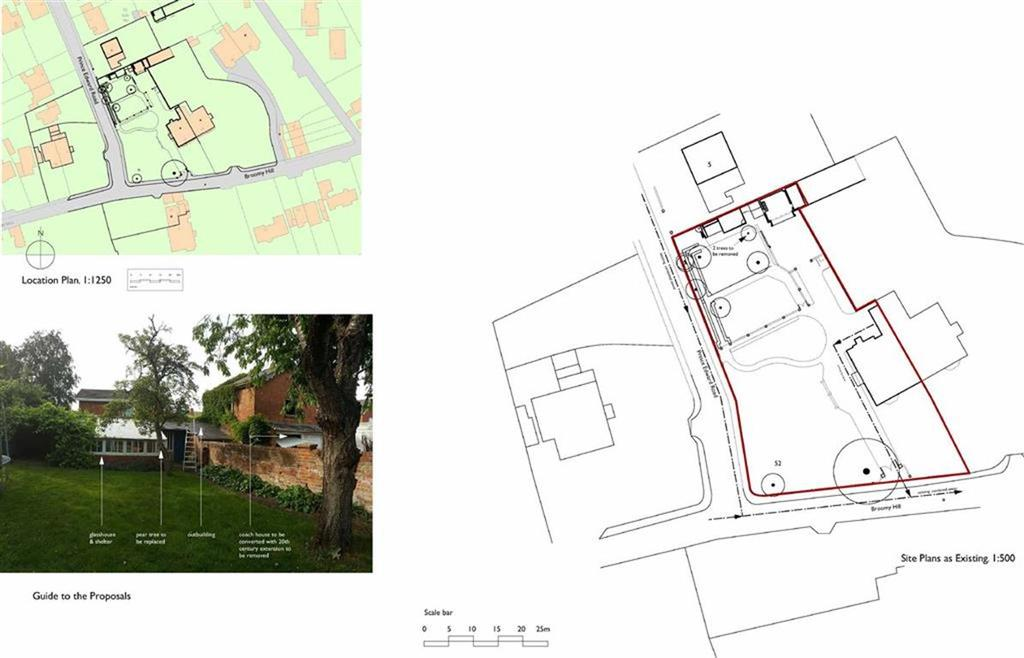2 Bedrooms Residential Development Commercial for sale in Broomy Hill, BROOMY HILL, Hereford