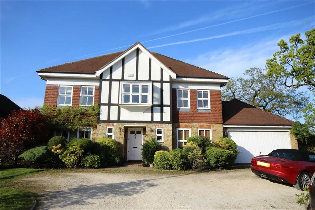 5 Bedrooms Detached House for sale in Althorp Close, Arkley, Hertfordshire