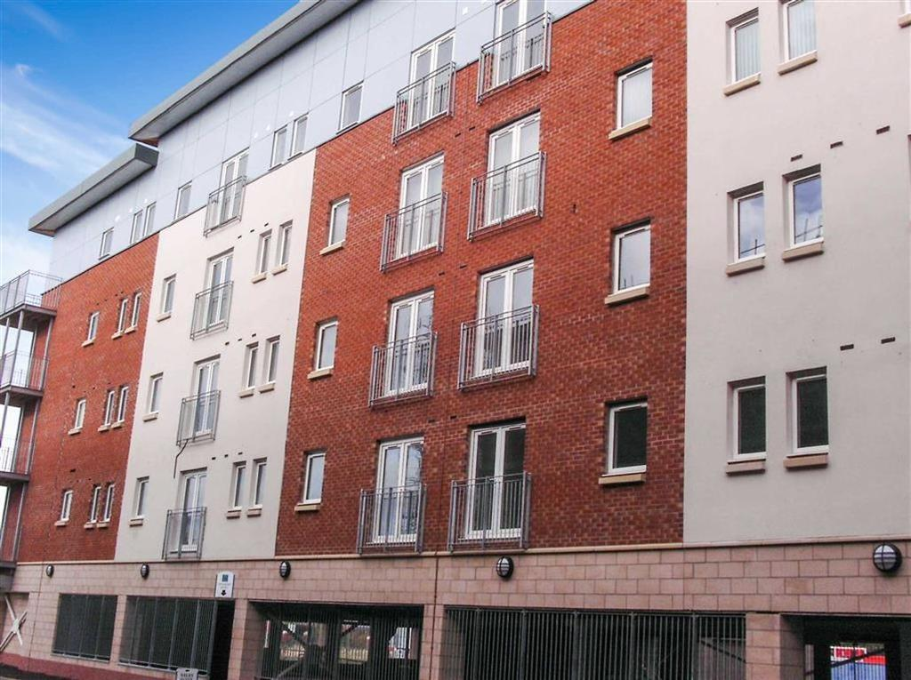 2 Bedrooms Apartment Flat for sale in Egerton House, Salford Quays, M5