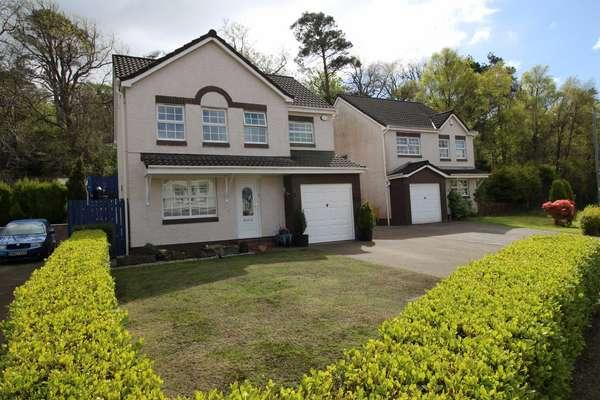 4 Bedrooms Detached House for sale in 4 Castle Wemyss Drive, Wemyss Bay, PA18 6BX