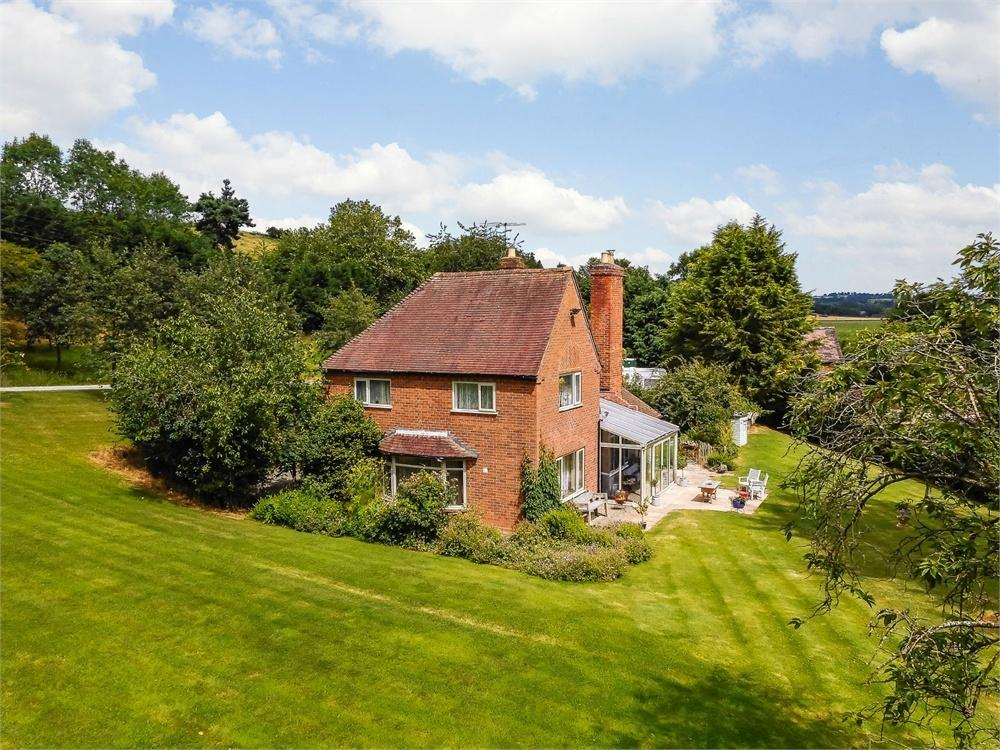 5 Bedrooms Detached House for sale in Newnham Bridge, Tenbury Wells, Worcestershire