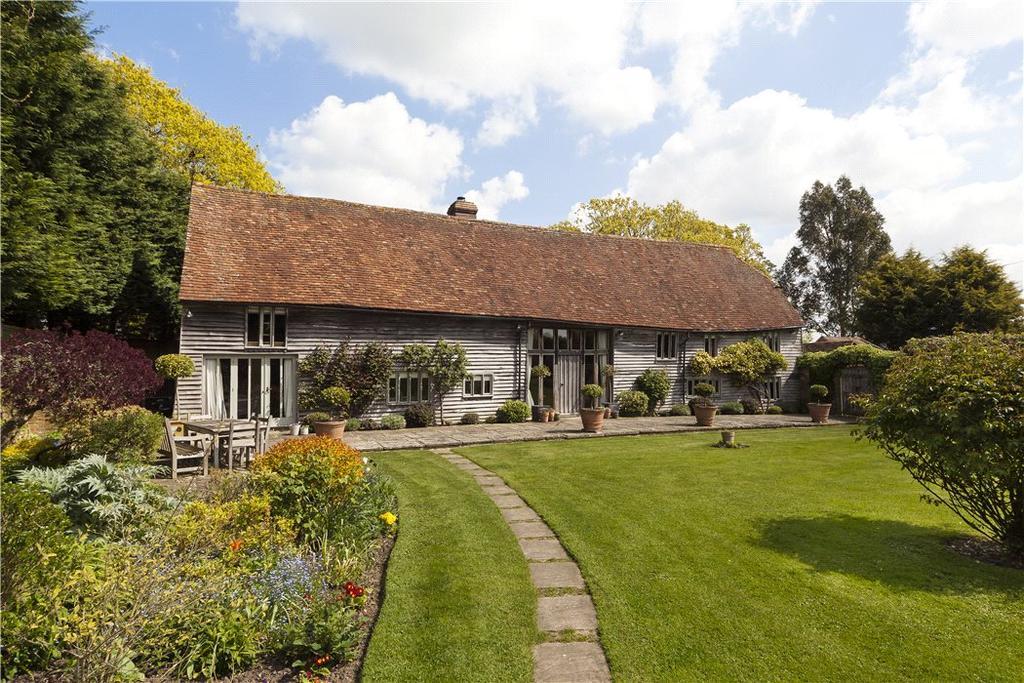 4 Bedrooms Detached House for sale in The Haven, Billingshurst, West Sussex, RH14