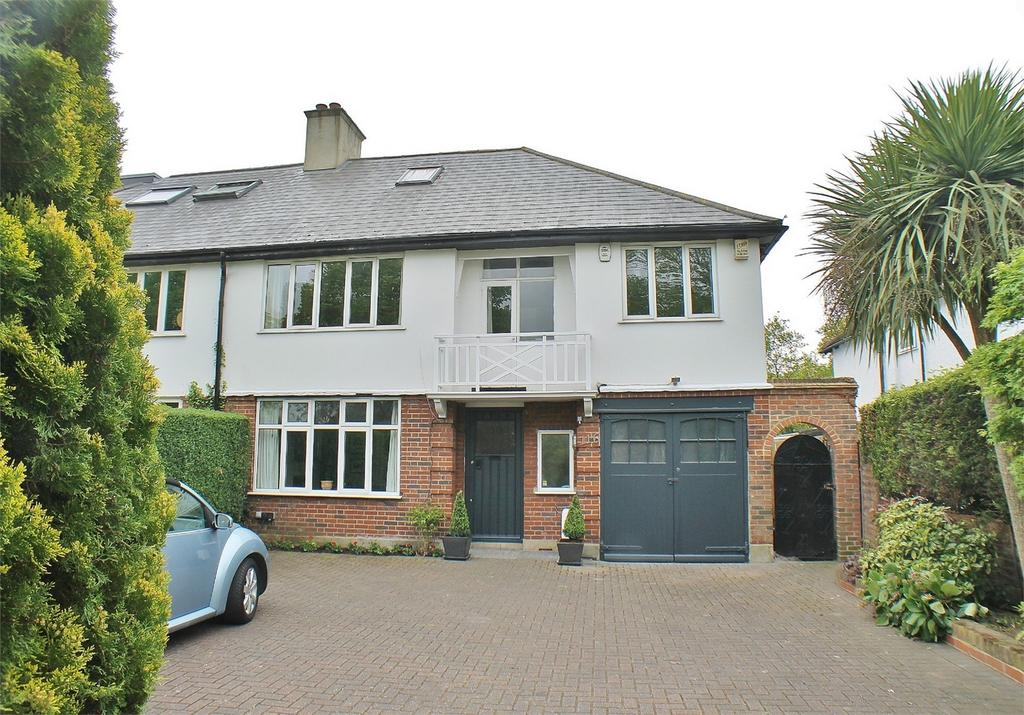 4 Bedrooms Semi Detached House for sale in Kings Hall Road, Beckenham