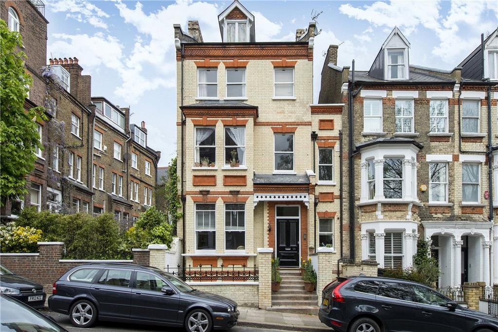 2 Bedrooms Flat for sale in Kemplay Road, London, NW3