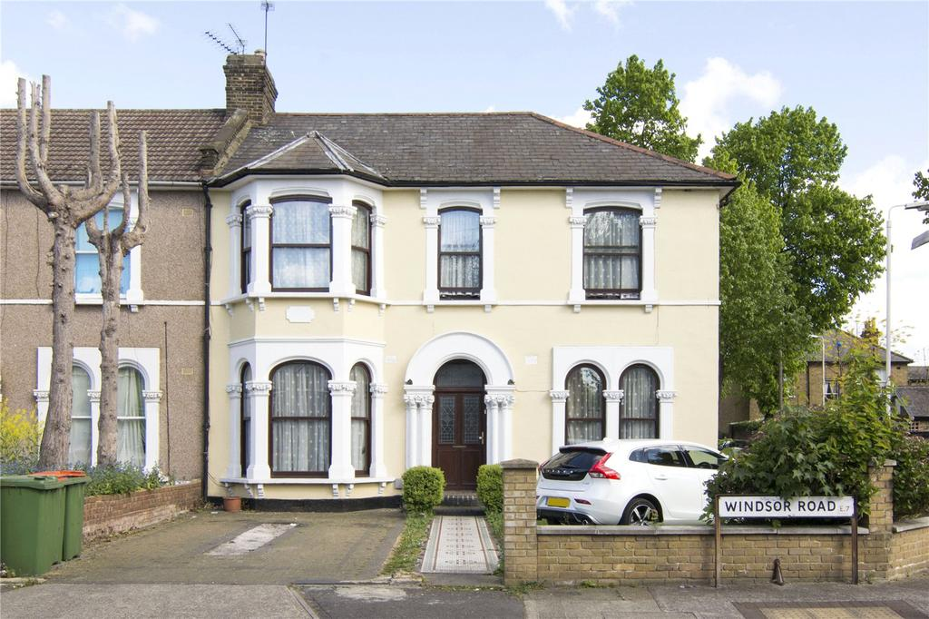 5 Bedrooms End Of Terrace House for sale in Windsor Road, London, E7