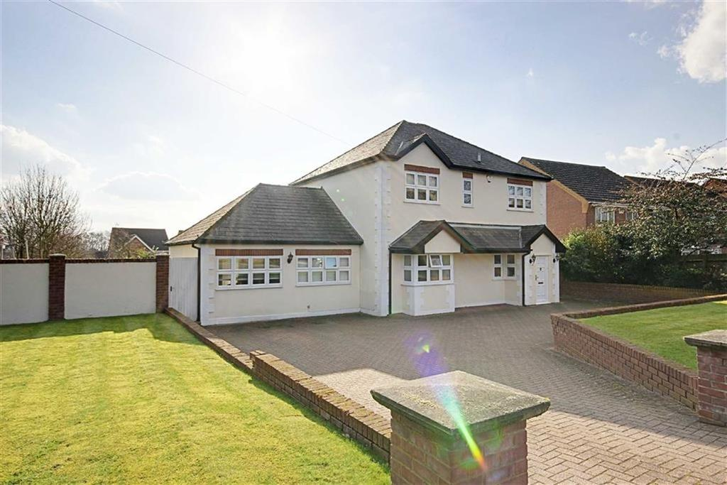5 Bedrooms Detached House for sale in Hammondstreet Road, Cheshunt, Hertfordshire