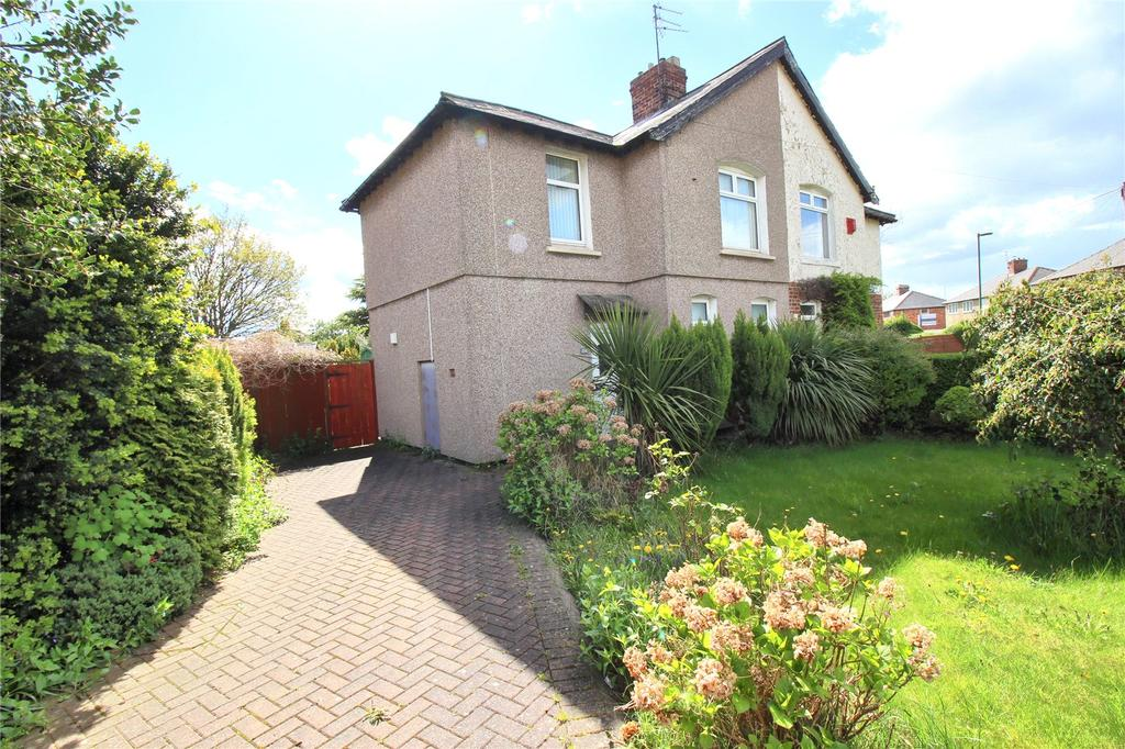 3 Bedrooms Semi Detached House for sale in Sycamore Crescent, Teesville