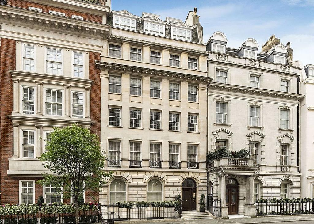2 Bedrooms Flat for sale in Upper Brook Street, Mayfair London, W1K