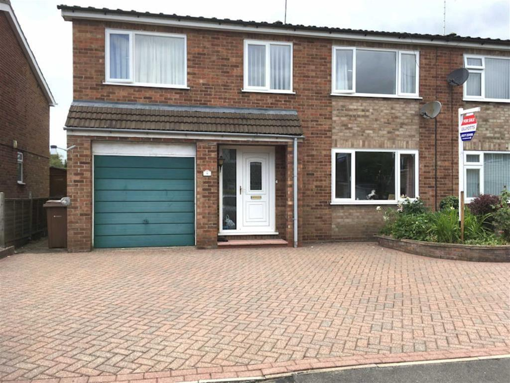 6 Bedrooms Semi Detached House for sale in Coppergate Close, Nafferton, East Yorkshire