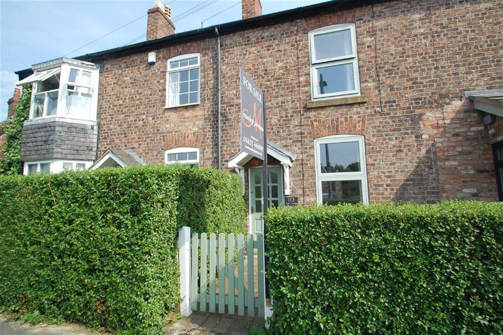 2 Bedrooms Terraced House for sale in Knutsford Road, Wilmslow, Cheshire