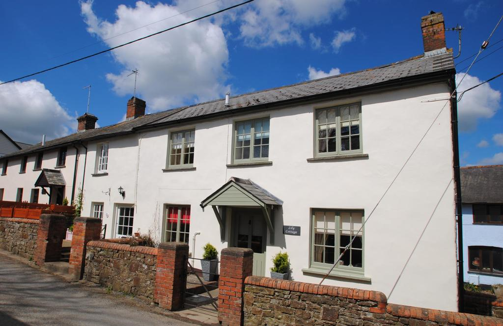 3 Bedrooms Semi Detached House for sale in Townsend Cottages, Chittlehampton